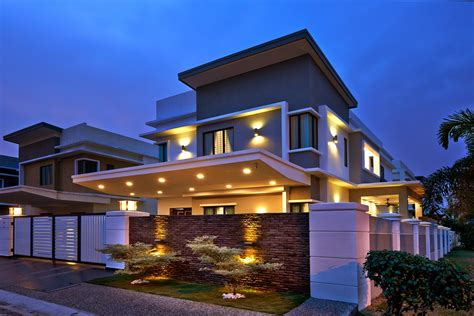 house lighting design in malaysia bungalow house plan malaysia house design ideas