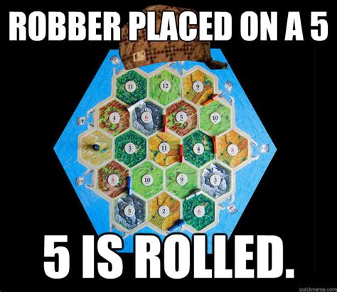 Meme Board Game - 19 memes that all settlers of catan players know to be true