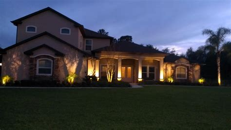 why should i hire a professional landscape lighting