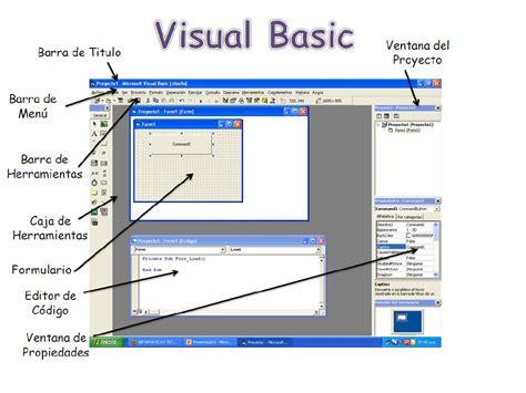 Imagenes De Visual Basic | programacion y algo mas unidad 2 conceptos