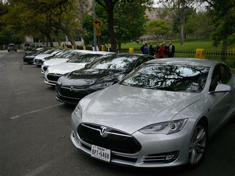 Tesla Houston Tesla Underground Franchise Make Model S