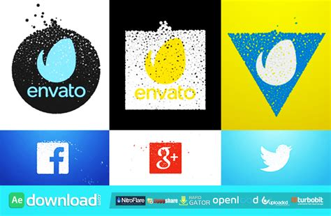 stylish logo free videohive template free after