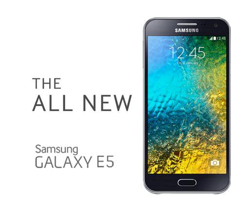 Hp Samsung Galaxy A3 Dan E5 samsung galaxy e5 smartphone android kitkat berlayar