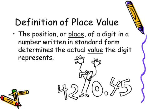 A Place Explanation What Are Place Values 2nd Grade Ppt