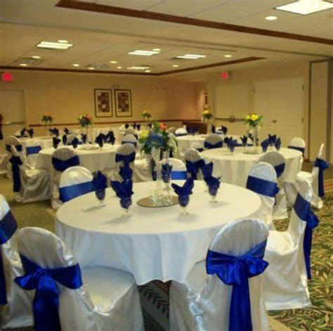 royal themed events 98 best images about royal blue wedding reception idea on