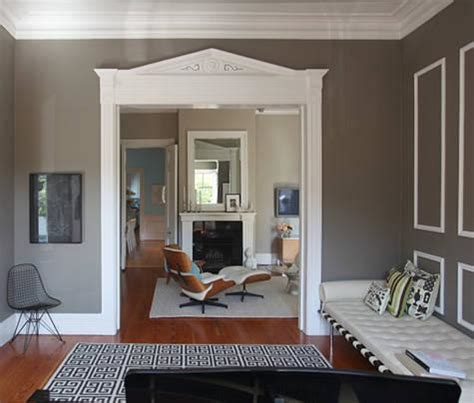 Grey Painted Living Room by Gray Walls Living Room Behr Squirrel