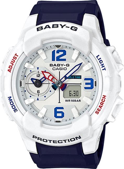 Casio Baby G Bga 230 3b Babyg Bga230 Original Berga Diskon bga230sc 7b baby g bga 230 series womens watches casio baby g