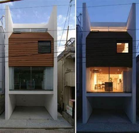 laras modernas techo la casa sandwich arquitectura japonesa fachadas de casas