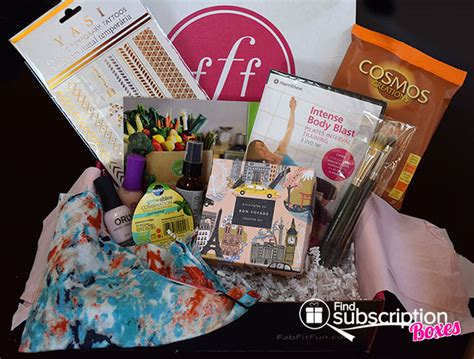 Book Vip Sweepstakes - find subscription boxes spring 2015 fabfitfun vip box sweepstakes