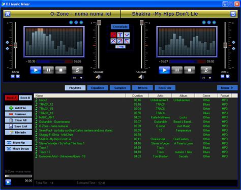 convexsoft dj audio mixer image full featured dj and beat dj music mixer 4 9 free download