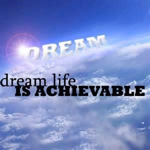 life dream a dream life is achievable live healthier