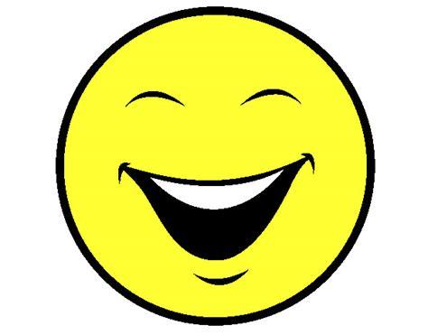 imagenes alegres y coloridas dibujo de carita feliz pintado por p1a2 en dibujos net el