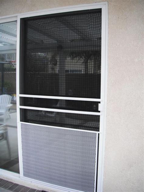 Screen Door Grills by The Mobile Screen Shop Gallery Screen Doors