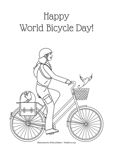International World Bicycle Day HD Images, UHD Wallpapers
