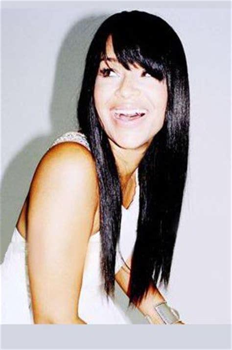 lisa raye hair reviews lisaraye long style straight black hair with bangs