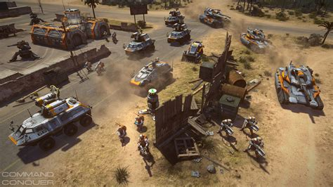 game strategi online mod command and conquer the ultimate collection screenshots