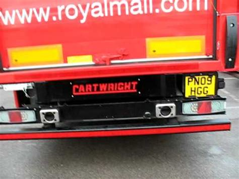 mail endek com tr loc us royal mail safety concept truck youtube