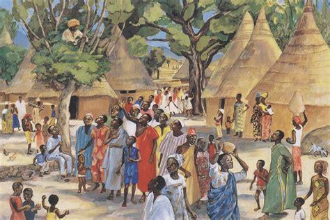painting mafa jesus mafa zaccheus welcomes jesus emerging scholars