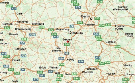 dessau map dessau location guide
