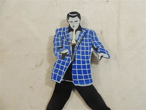 elvis clock swinging legs vintage elvis swinging legs clock