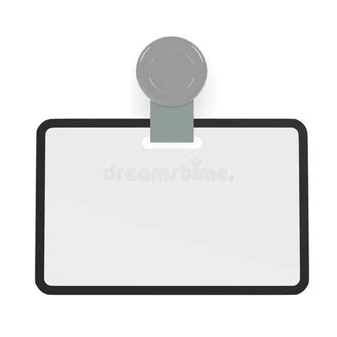 Hospital Name Badge Template