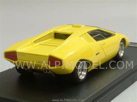 1971 Lamborghini Countach Looksmart Lamborghini Countach Lp500 Prototipo 1971