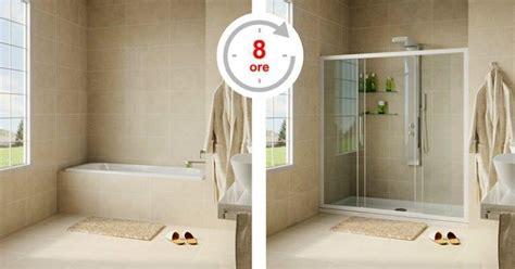 trasformazione vasca in doccia costo trasformazione vasca da bagno in doccia prezzo