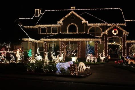 best christmas lights and holiday displays in elk grove