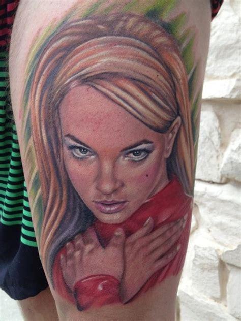 tattoo freckles austin oops i did it again