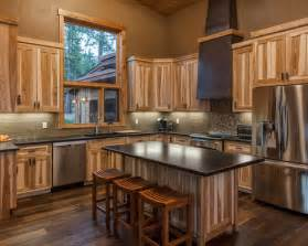 Hickory Wood Kitchen Cabinets by Hickory Cabinets Houzz