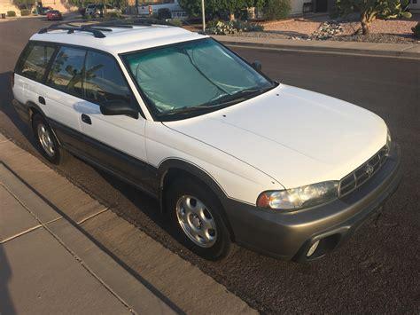 subaru legacy off new to subaru 1996 legacy outback wagon 2 2 5sp