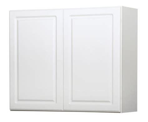menards white kitchen wall cabinets value choice 36 quot ontario white standard height wall