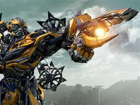 Transformers Bumble Bee Bumblebee Transformers new images of bumblebee and optimus prime transformers age of extinction