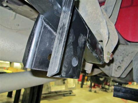 auto flex complete air bag suspension replacement