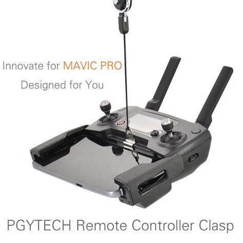Pgytech For Dji Mavic Pro Pgy Mrc 009 L128 Monitor Black dji mavic pro pgytech remote controller clasp drone shop perth