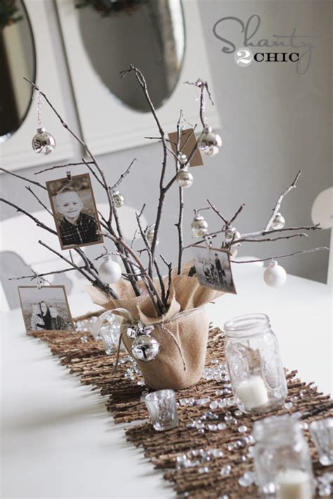 picture tree centerpiece 15 diy centerpiece ideas how to nest for less