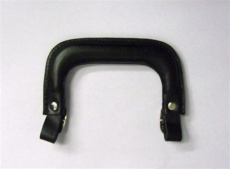 Handle Gitar 2 By Prezto leather replacement handle with buckles for guitar in