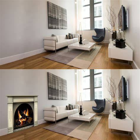 Cardboard Fireplace With Chimney by Cardboard Fireplace The At Fireplacemall