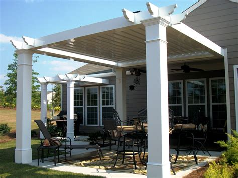 adjustable pergola outdoor kitchens screen enclosures