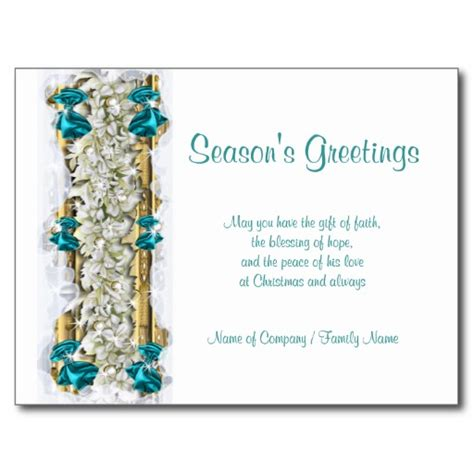 Greeting Card Sayings For Business