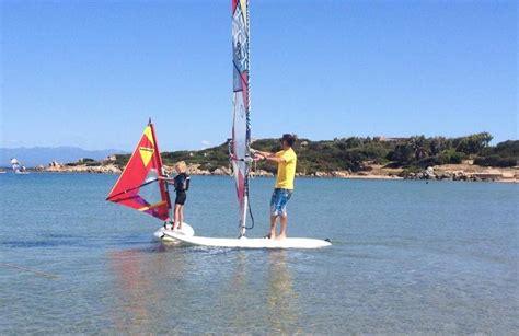 windsurf porto pollo windsurfing lessons in porto pollo sardinia