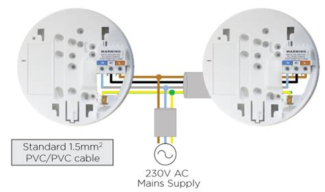 smoke alarm wiring diagram switches meters