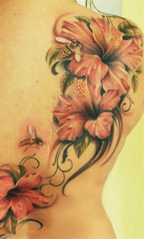 image gallery hibiscus flower tattoo design