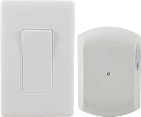 ge wireless light switch ge wireless remote wall switch light at menards 174
