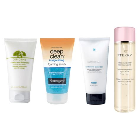 Great Cleansers by The Best Cleansers To Try According To Your Age