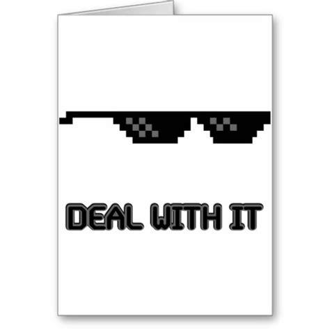 Meme Shades - deal with it meme dj storm s blog