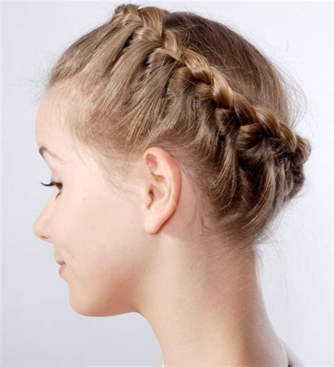 braided hairstyles in short hair cute braided bun hairstyles for short hair hollywood
