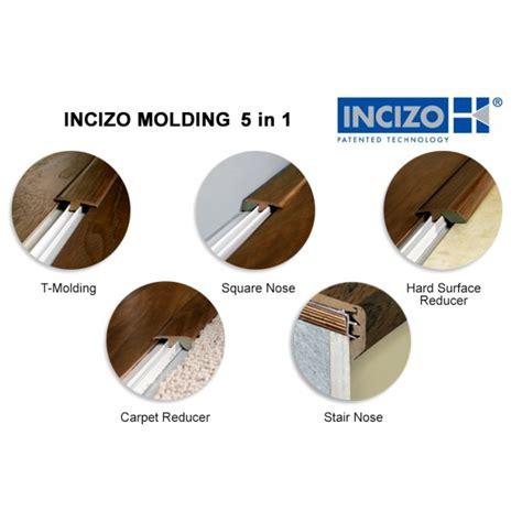 Set Ransel Channel 5in1 mohawk incizo 5 in 1 molding set for barnhouse oak laminate flooring