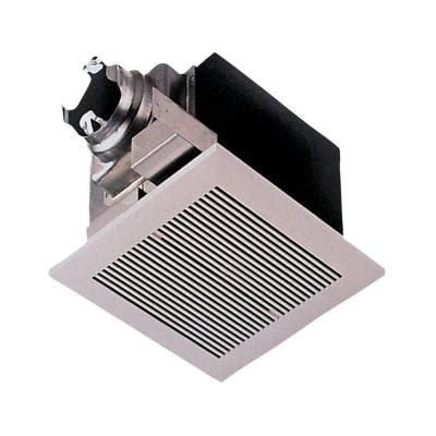 can i vent 2 bathroom fans together panasonic whisperceiling 290 cfm ceiling exhaust bath fan energy star fv 30vq3 the