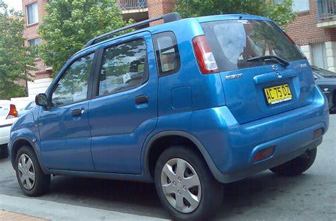 2003 Suzuki Ignis 2003 Suzuki Ignis Partsopen